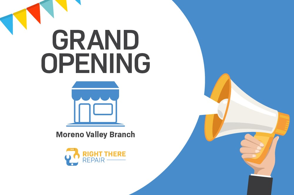 device repair shop located in Moreno Valley